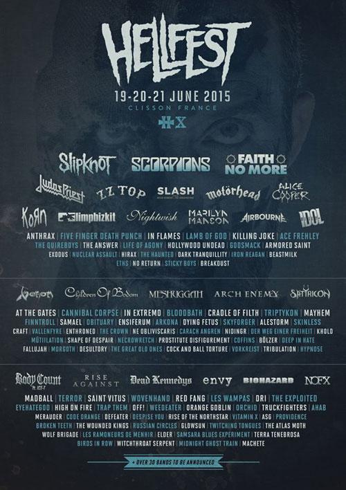 Hellfest 2015